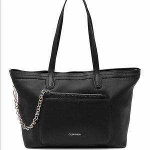 Calvin Klein Beverly Tote bag NWT black